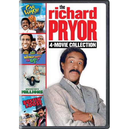RICHARD PRYOR 4 MOVIE COLLECTION (DVD)