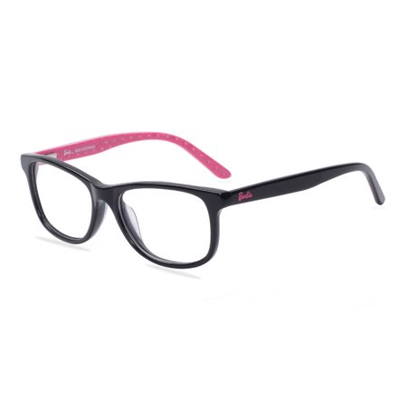 Barbie Girls Prescription Glasses, Groovy Blk/Pink