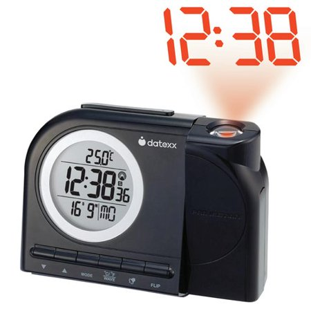 RC Projection Clock with Motion Sensor