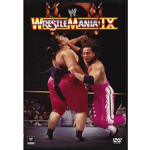 WWE: WrestleMania IX (Full Frame)