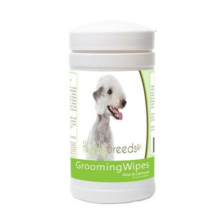 Healthy Breeds 840235171201 Bedlington Terrier Grooming Wipes 70