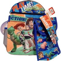 Toy Story 4 5-Piece Backpack Set