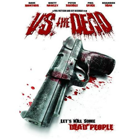 Vs. The Dead (DVD) - Halloween Vs Deads Day