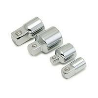 4pc Socket Adapter Set