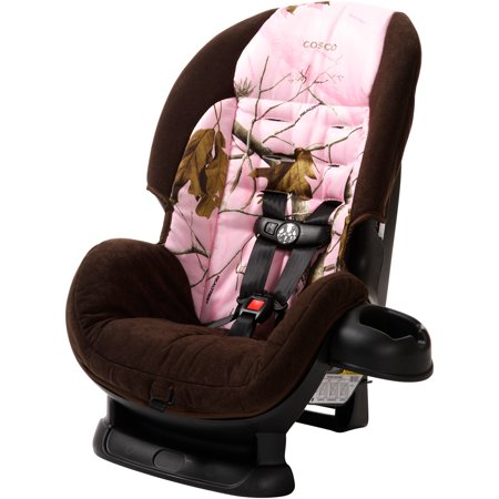 Cosco Scenera Convertible Car Seat Realtree Pink