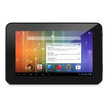 "Ematic 7"" HD 4GB WiFi Dual Core Google Android 4.1 Capacitive Multi-Touch Tablet"