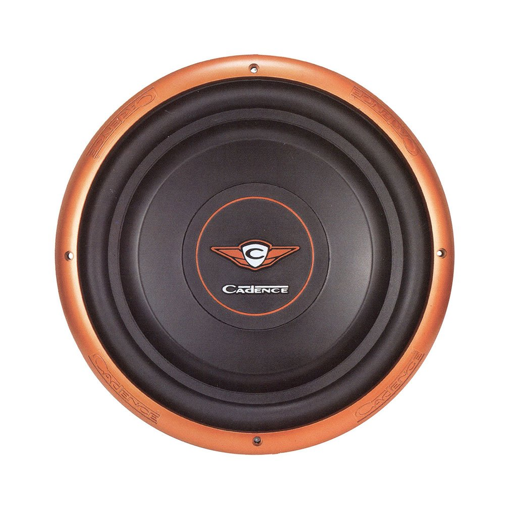 Cadence SLW12S2 Woofer - 250 W RMS - 500 W PMPO - 1 Pack