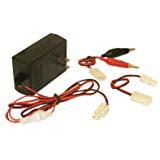 - 6V 12V 600Mah Nimh Nicd Battery Pack Smart Charger