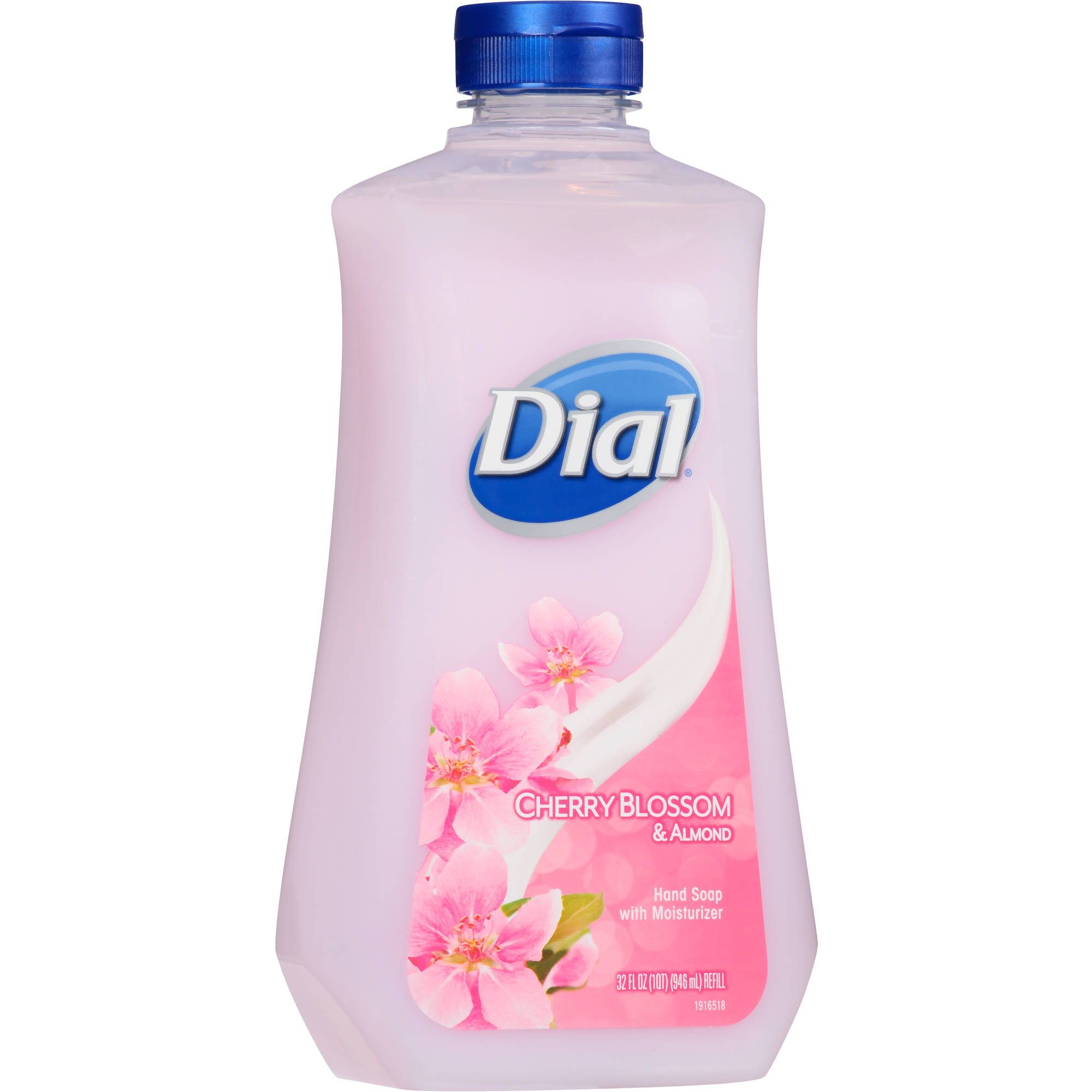 Dial Lhs Refill 6/32oz Cherry Blossom &