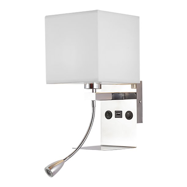 Bedside Reading Wall Lamp Light With, Bedside Reading Wall Lamps