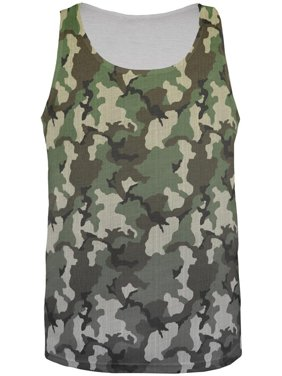 1d9808290a50d Product Image Faded Camo All Over Mens Tank Top