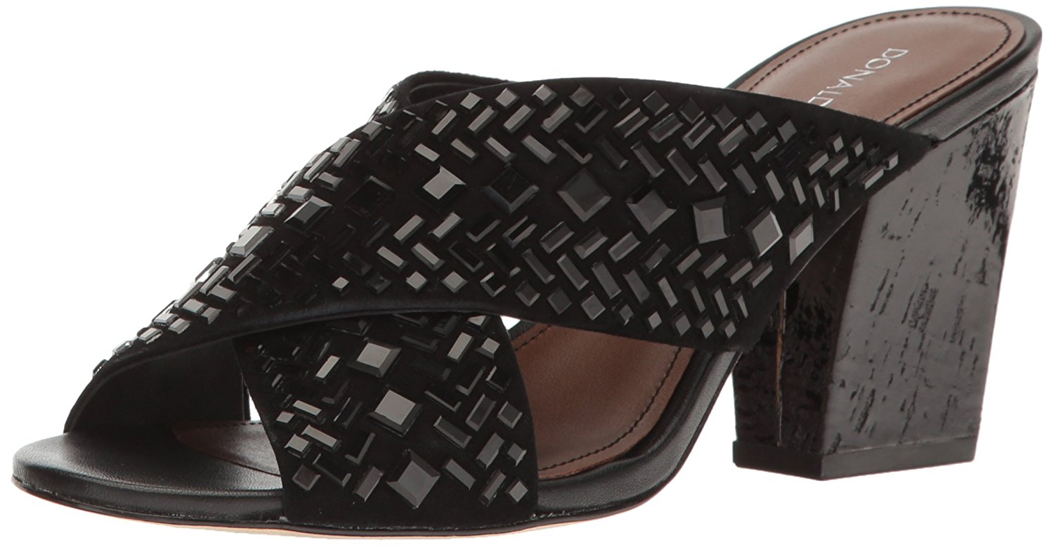 Donald J Pliner Women's Giliansp Slide Sandal by Donald J Pliner