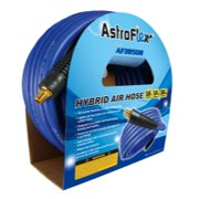 "ASTROFLEX 3/8"" X 50' HYBRID AIR HOSE - BLUE"