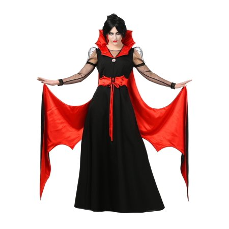 Women's Batty Vampire Costume - Teen Vampire Costume