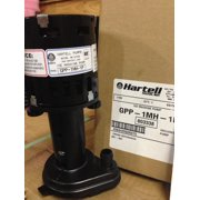 ICE0MATIC Ice Machine Water Pump P/N 9161076-01 916107601 GPP-1MH-1P 803338