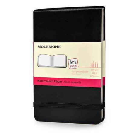 CHRONICLE / HACHETTE BOOK 05601 MOLESKINE WATERCOLOR NOTEBOOK POCKET 3.5X5.5 (Watercolor Paper Notebook)