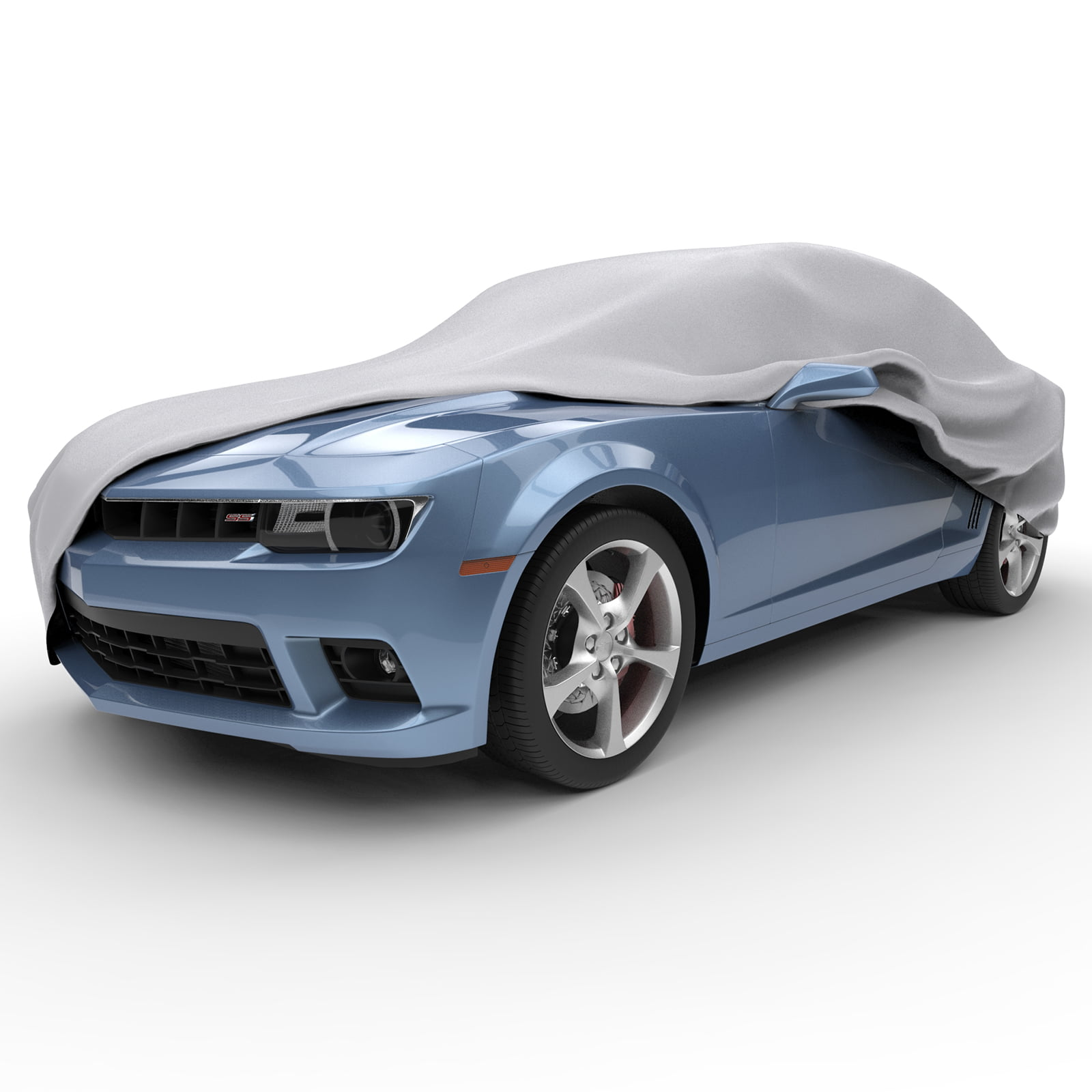 Budge Rain Barrier Car Cover, Rain and UV Protection for Cars, Multiple Sizes