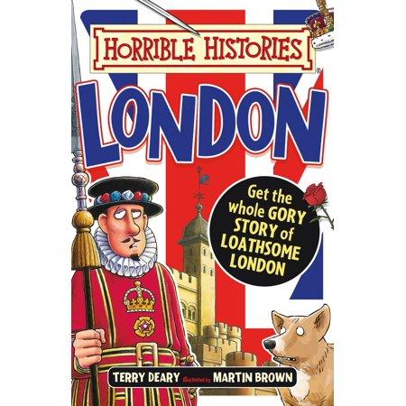 Horrible Histories: Horrible Histories: London (colour edition) - eBook ()