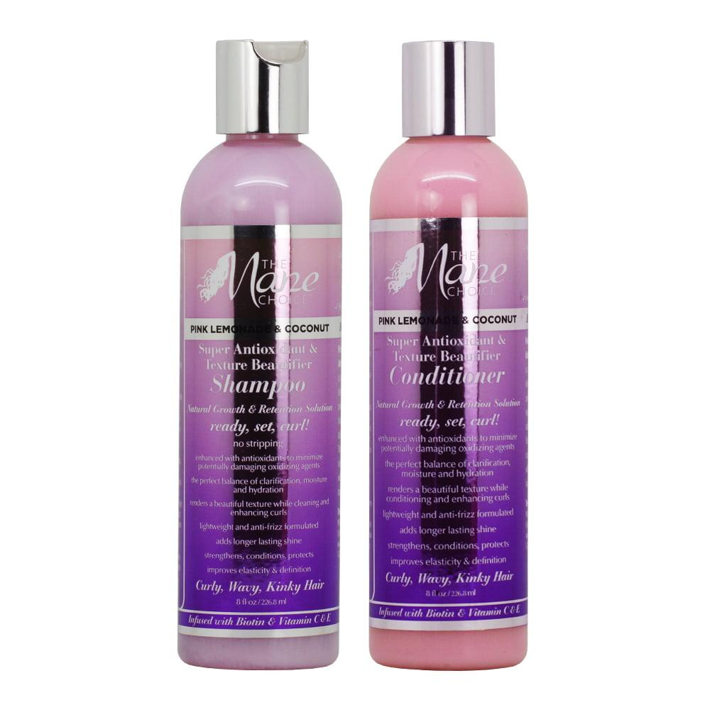 """The Mane Choice Pink Lemonade Shampoo & Conditioner 8oz """"Set"""""""