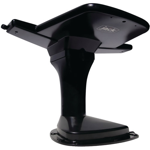 KING OA8201 KING Jack(TM) Aerial Mount HD Antenna with Signal Meter (Black)