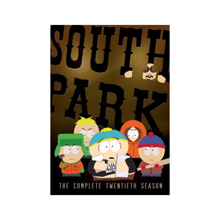 South Park: The Complete Twentieth Season (DVD) - South Park Fiesta De Halloween