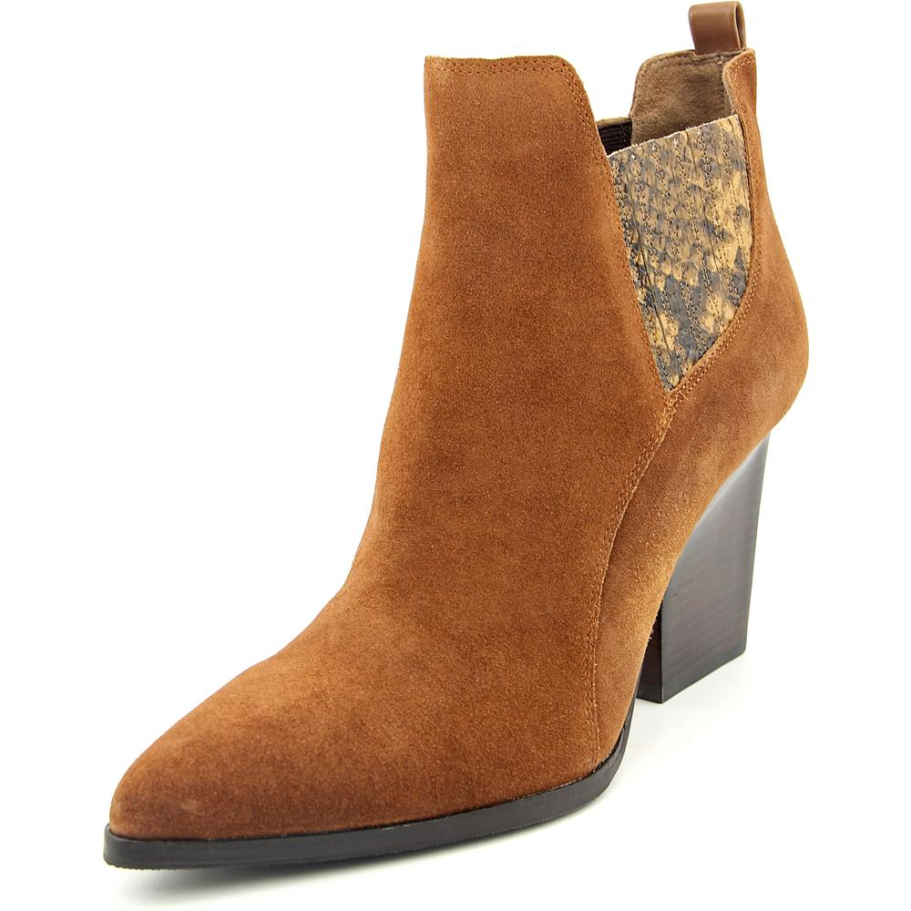 Donald J Pliner Vale Women Pointed Toe Suede Ankle Boot by Donald J Pliner