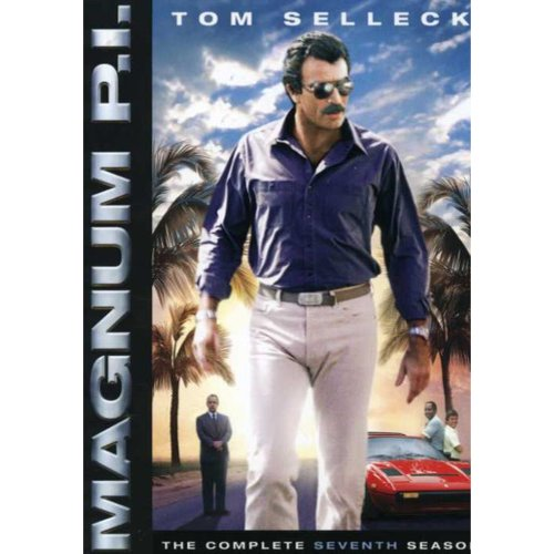 Magnum P.I.: The Complete Seventh Season (Full Frame)