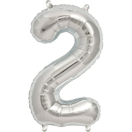 Number 2 Balloon, 13.5