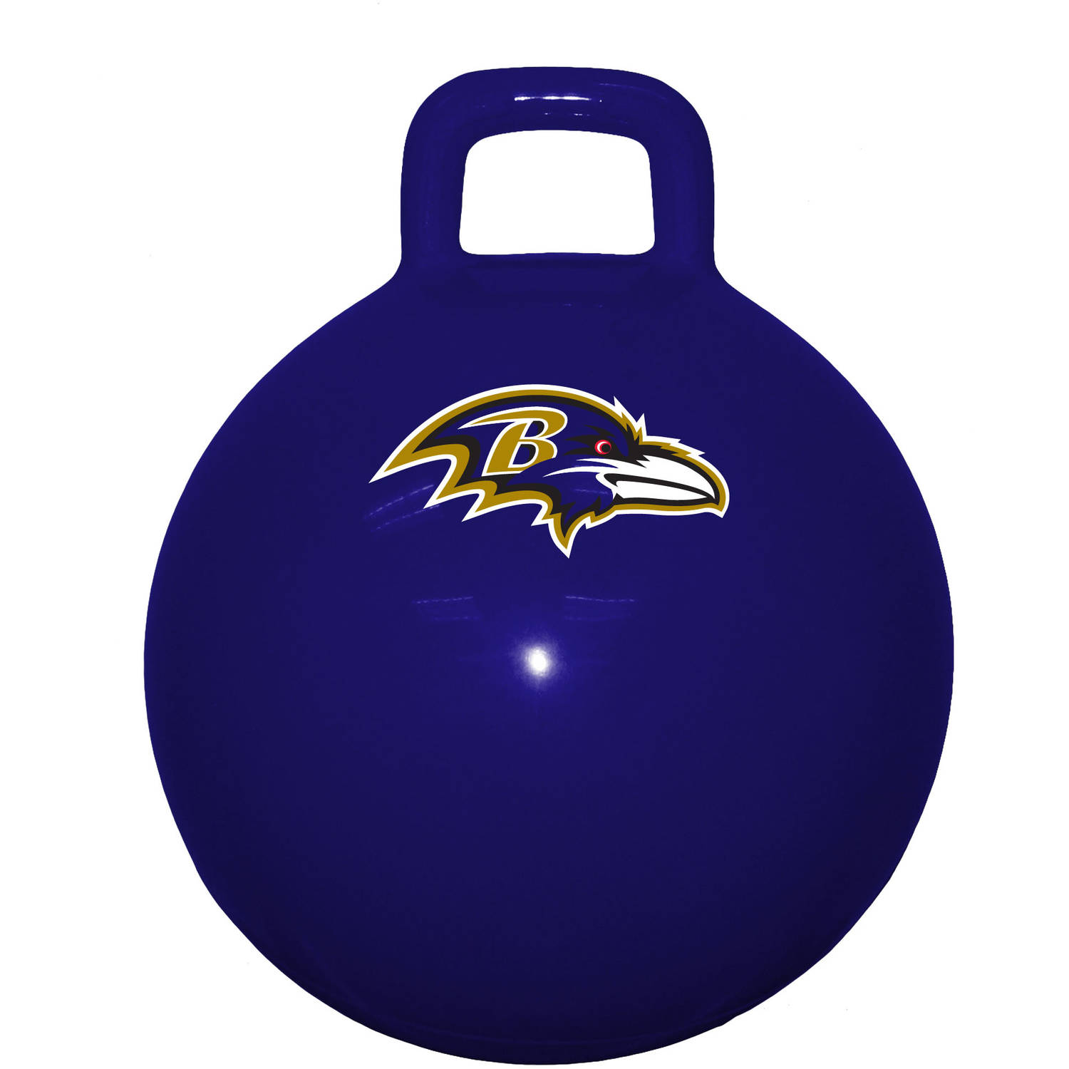 NFL Purple Baltimore Ravens Hopper