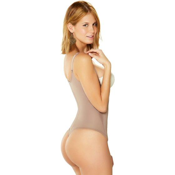 2055ebc46fb6 Diane & Geordi - Diane & Geordi 3617 Thong Shapewear for Women ...