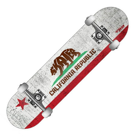 Rd Deluxe Series Skateboard  Ca Bear