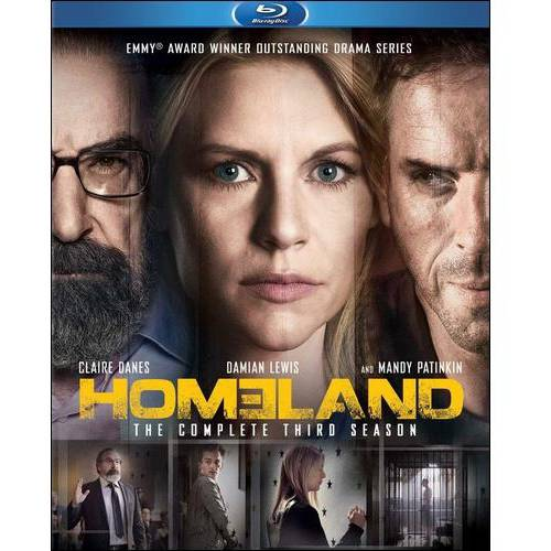 Homeland: The Complete Third Season (Blu-ray)