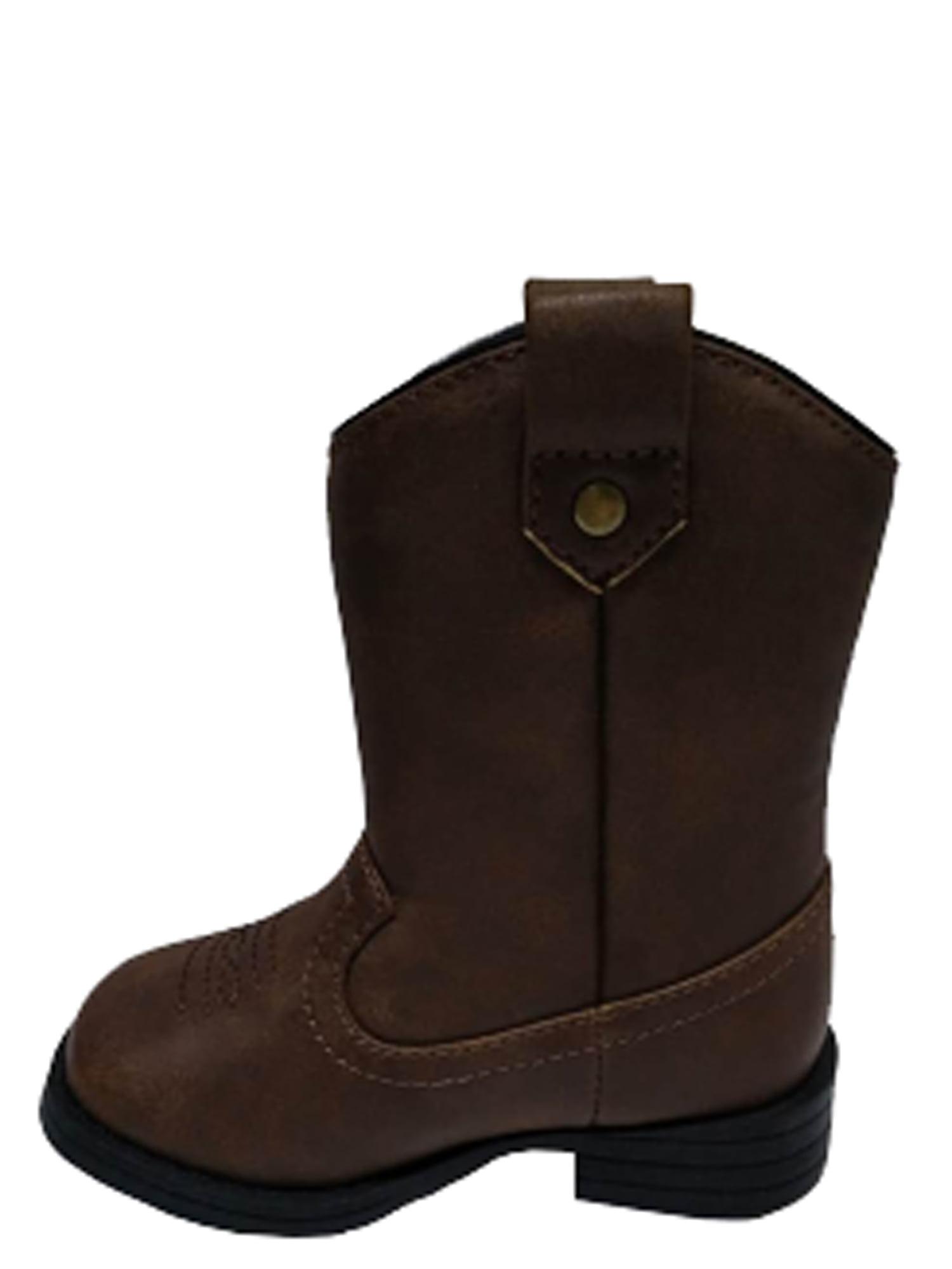 Wonder Nation Boys' Cowboy Boot