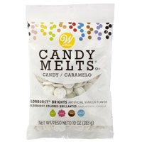 (2 Pack) Wilton Bright Colorburst Candy Melts Candy, 12 oz.