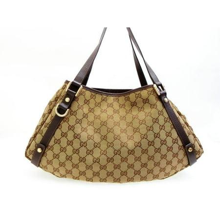 Gucci Monogram Pelham Hobo 233773