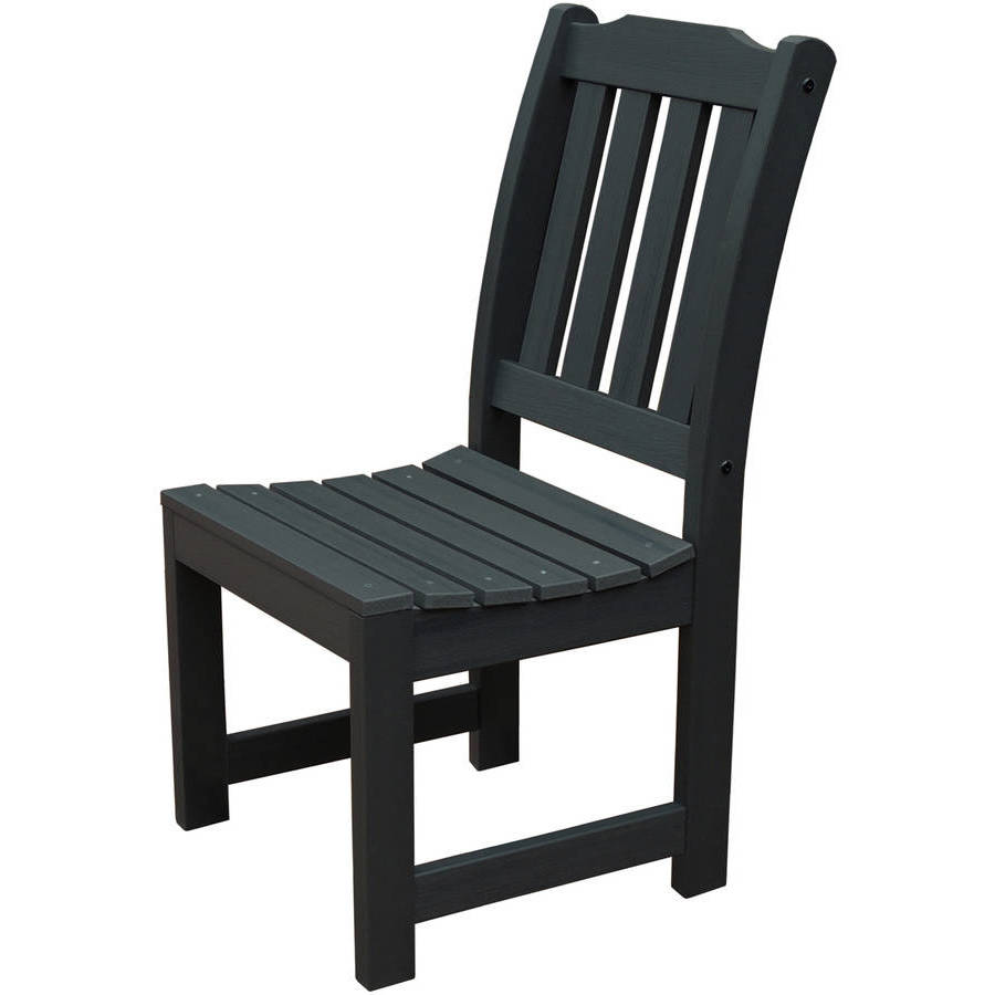 highwood® Eco-Friendly Recycled Plastic Lehigh Side Chair