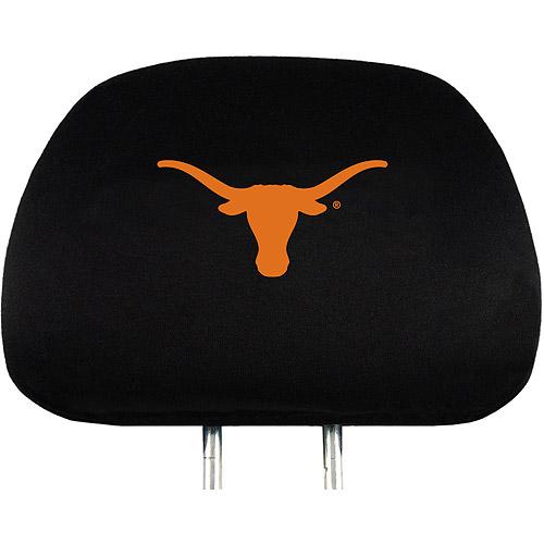 Texas NCAA Head Rest Cover