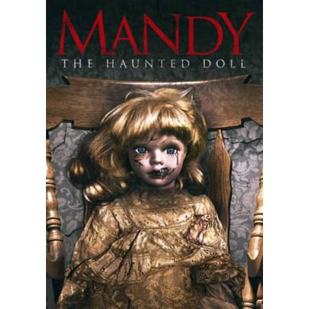 Mandy The Haunted Doll (Vudu Digital Video on Demand) - Budu Doll