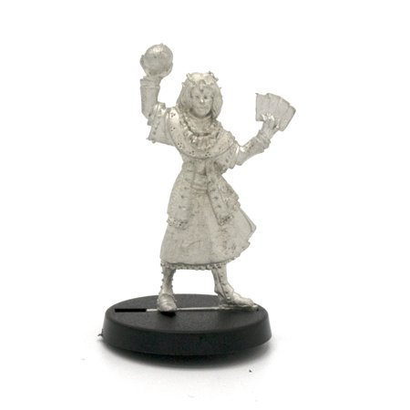 Stonehaven Elf Fortune Teller  Miniature Figure for 28mm Table top Wargames - Made in USA