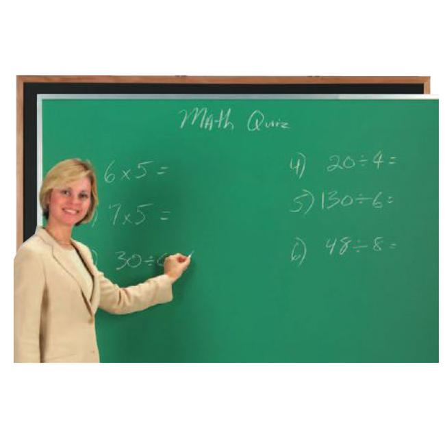 Aarco Products OC3648B Composition Chalkboard - Black