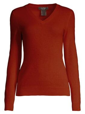 Essential V-Neck Cashmere Sweater