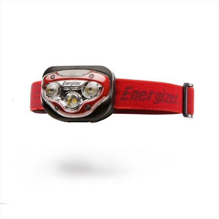 Energizer Vision HD 200 Lumen LED Headlamp Includes Batteries