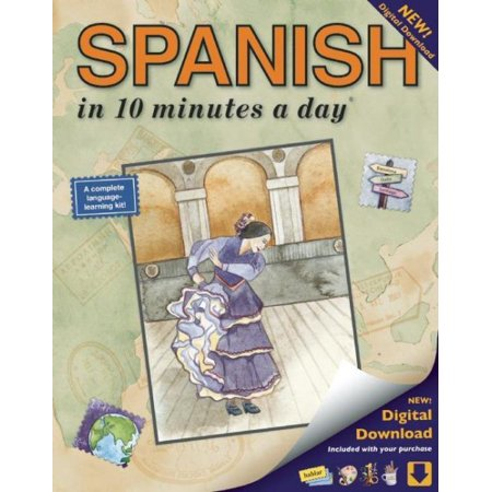 Spanish in 10 Minutes a Day - Items In Spanish