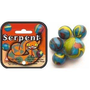 Marbles - Serpent - Mega Marbles