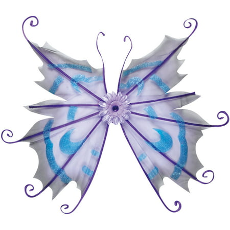 Star Power Magical & Mysterious Fairy Wings, Purple, One Size (26