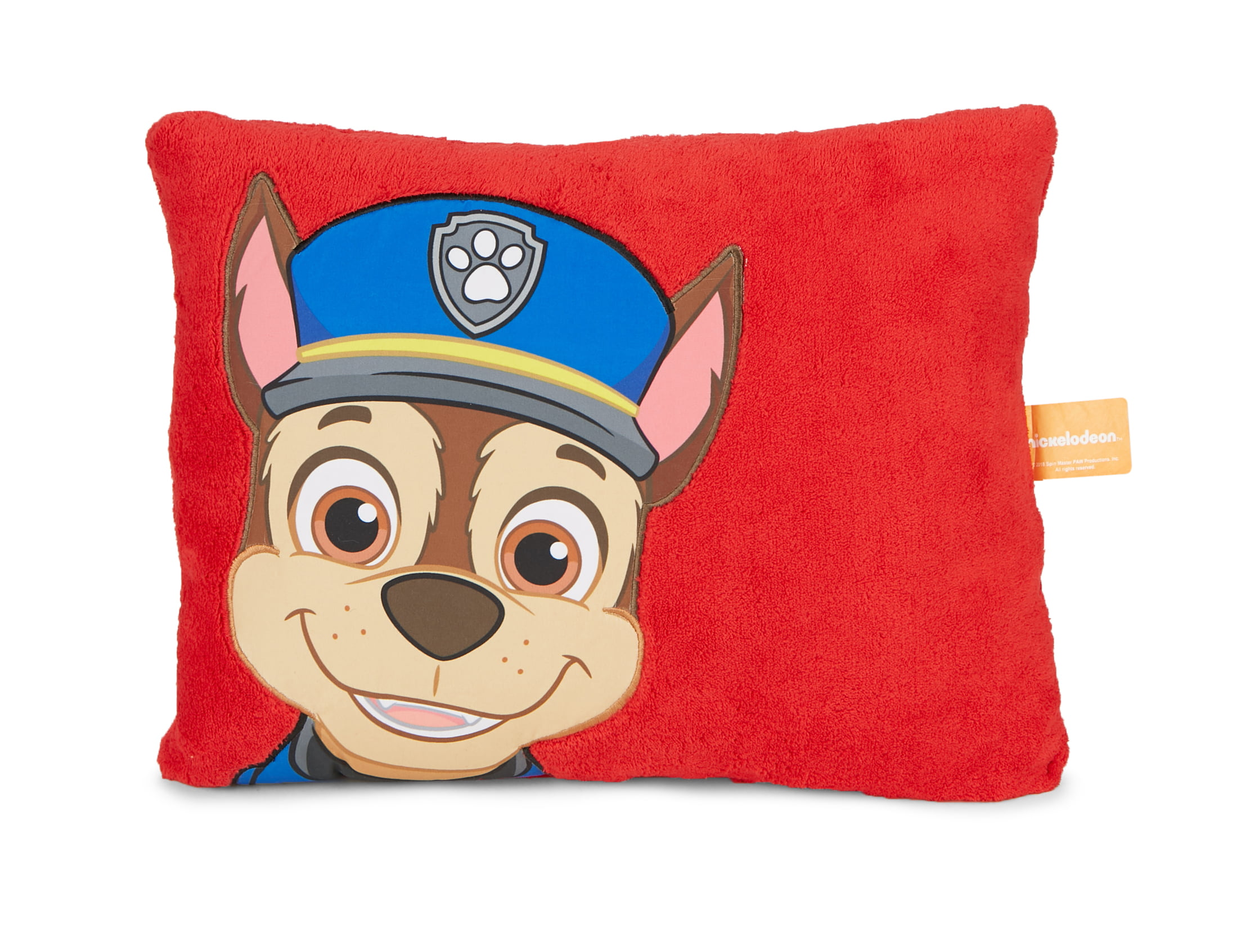 Paw Patrol Chase Toddler Dec Pillow by Baby Boom