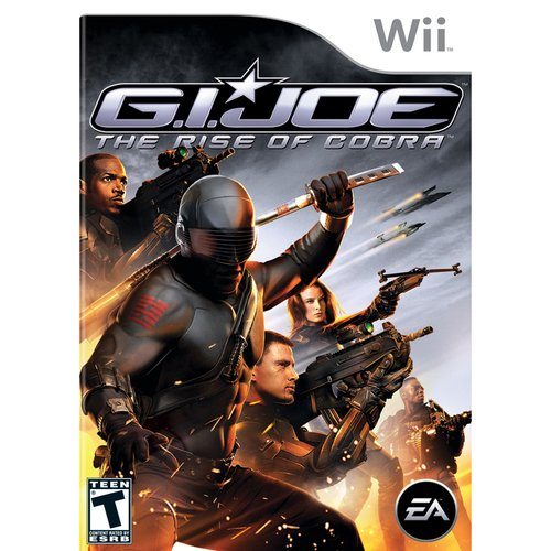 G.I. JOE The Rise of Cobra (Wii)