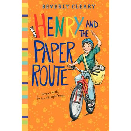 Henry and the Paper Route - eBook