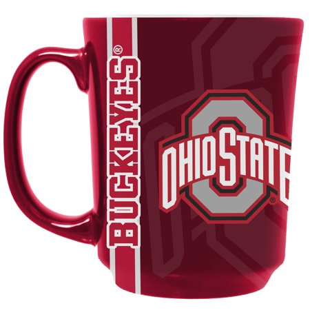 Memory Company NCAA Reflective Mug, Ohio State - Ohio State Beverage