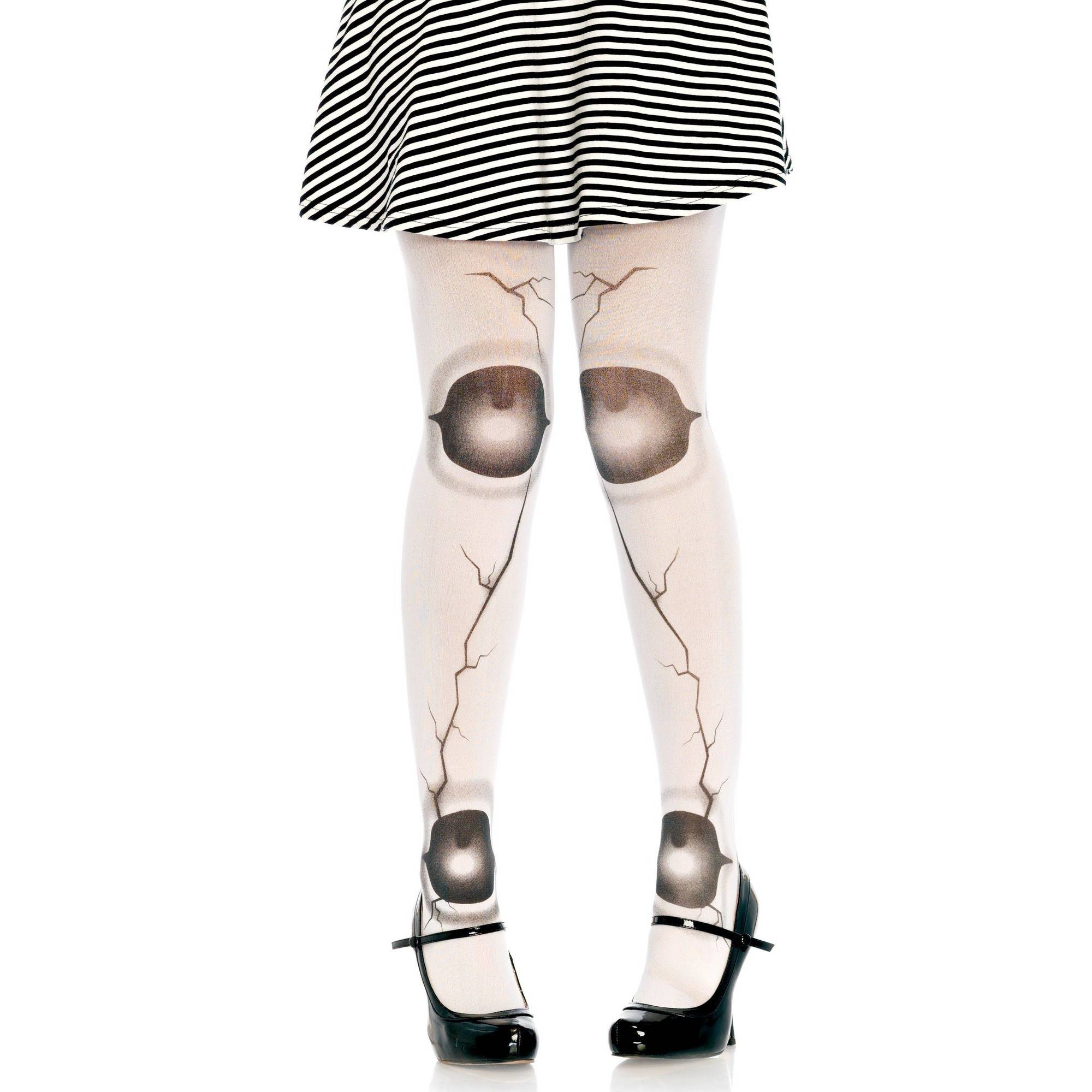 Womens Jointed Doll Tights